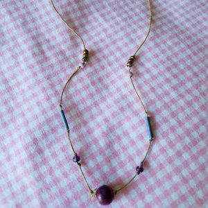 Little necklace  handmade